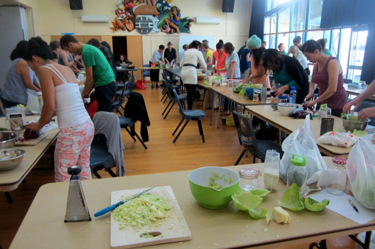 sauerkraut-workshop-avondale-community-centre